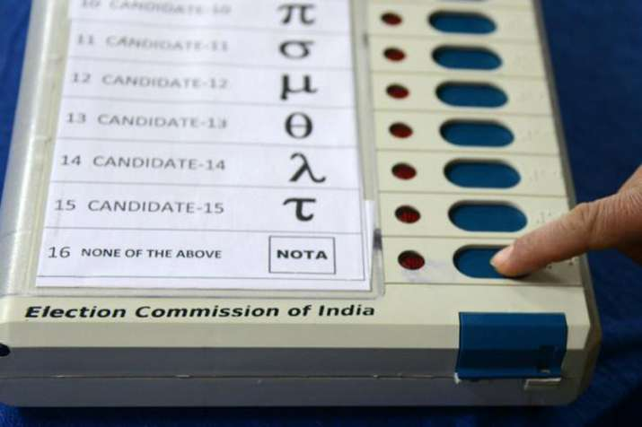 49,000 voters opted for NOTA in MCD elections