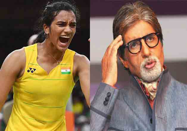 B-Town celebs congratulate P V Sindhu for making India proud