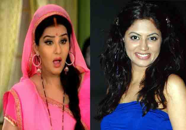 Shilpa Shinde reacts to Kavita Kaushik questioning her long
