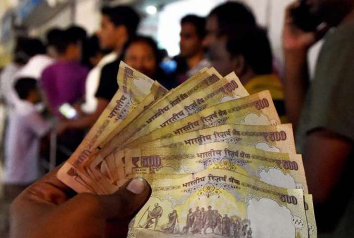 People are sending demonetised notes abroad by courier