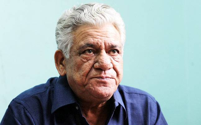 Pakistani media claims Om Puri ghost