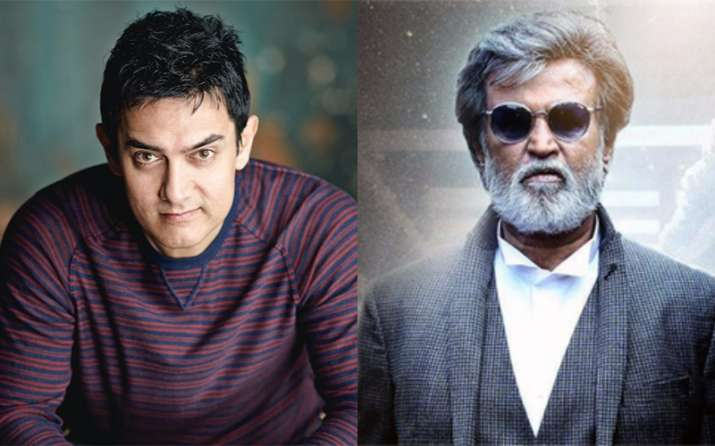 This Diwali, it would be Aamir Vs. Rajinikanth and here is
