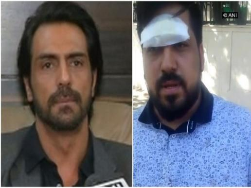Arjun Rampal landed in legal trouble by throwing camera at