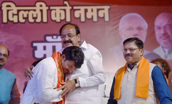 BJP retains MCD for third consecutive time