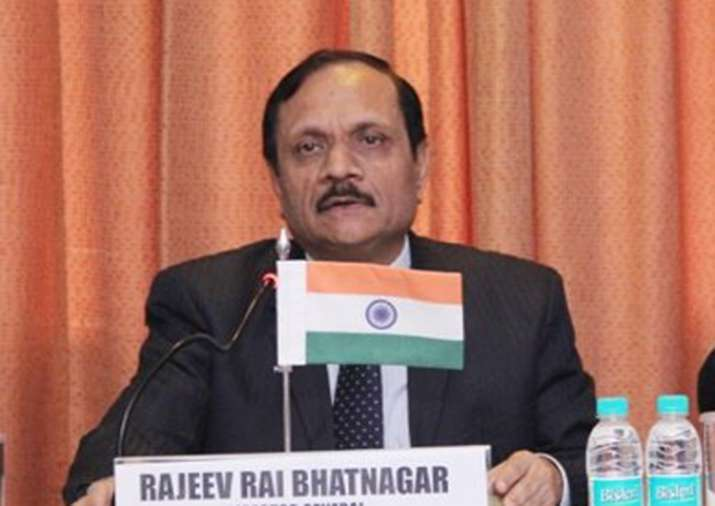 Rajiv Rai Bhatnagar appointed new CRPF chief