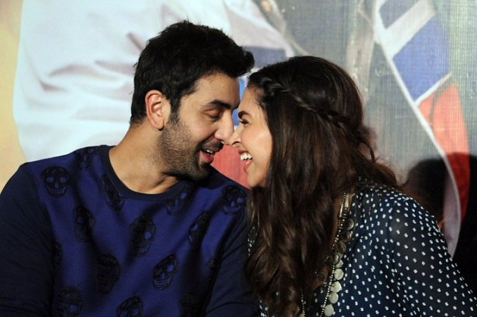 Ex-lovers Ranbir and Deepika to come together again but not