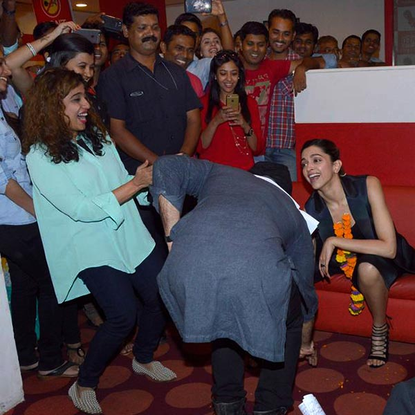 India Tv - Ranveer Singh is such a humble actor and he's proves it again!
