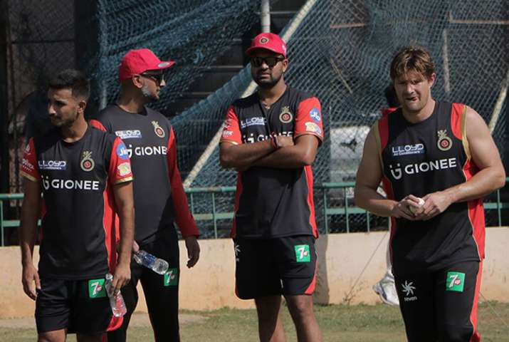 RCB take on Sunrisers Hyderabad in IPL 2017 opener today