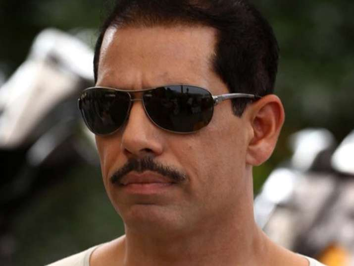 File pic of Robert Vadra