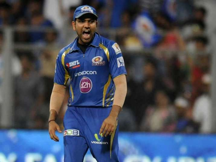 IPL 2017: Rohit reprimanded for showing dissent over