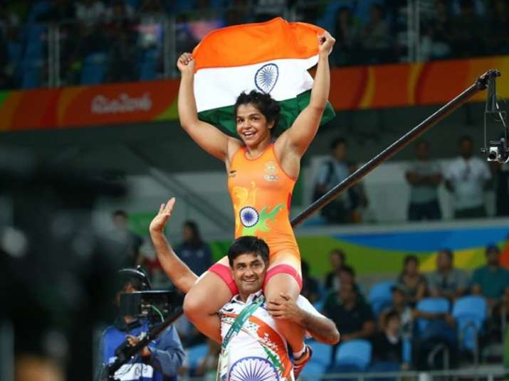 Sakshi Malik at 5th spot, Sandeep Tomar jumps to 7th in UWW