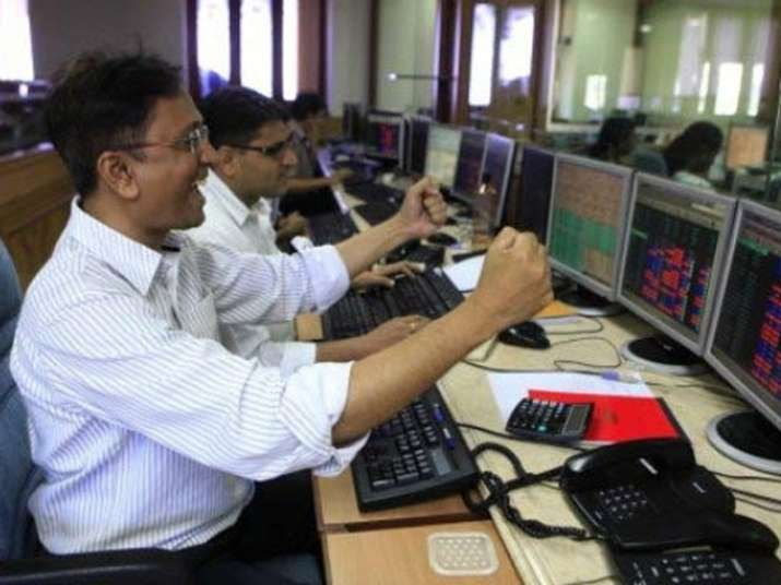 Representational pic - Sensex opens at all-time high,