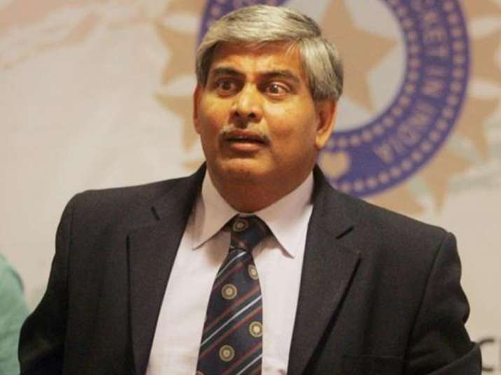 File pic of Shashank Manohar