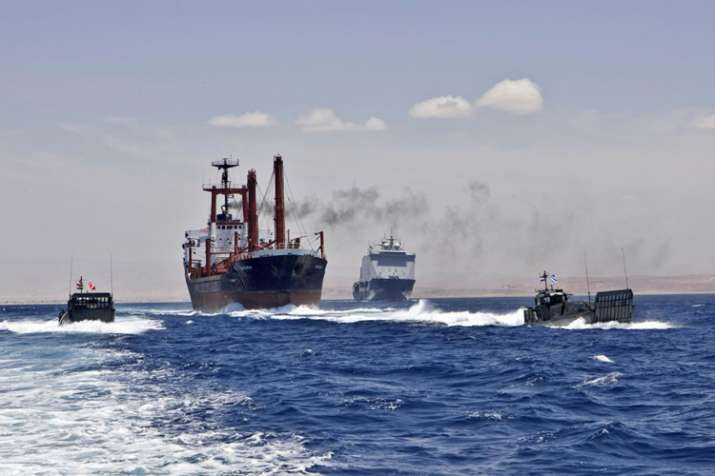 Eight Indian crew held by Somali pirates freed