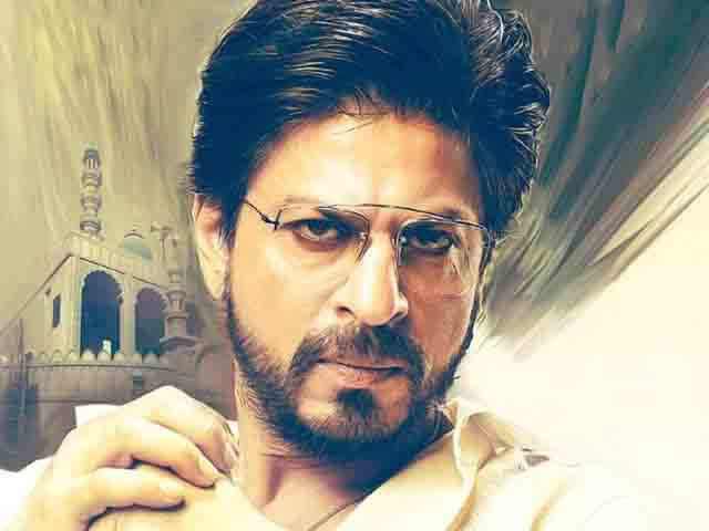 Shah Rukh finds it hard to describe himself