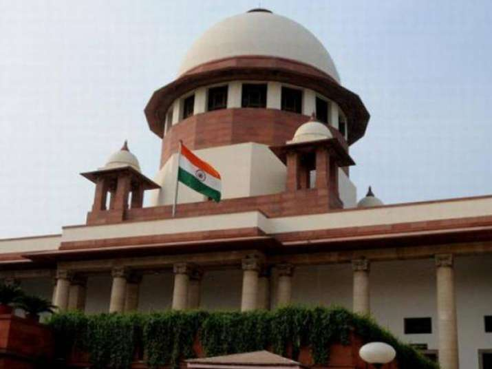 File pic of SC of India