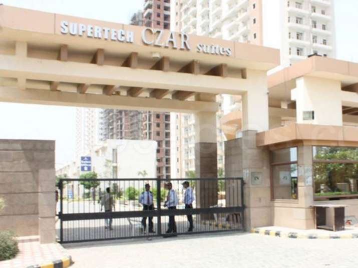 HC orders sealing of over 1,000 flats in a Supertech Czar