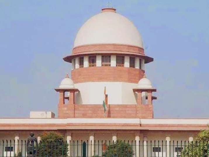 File pic of Supreme Court