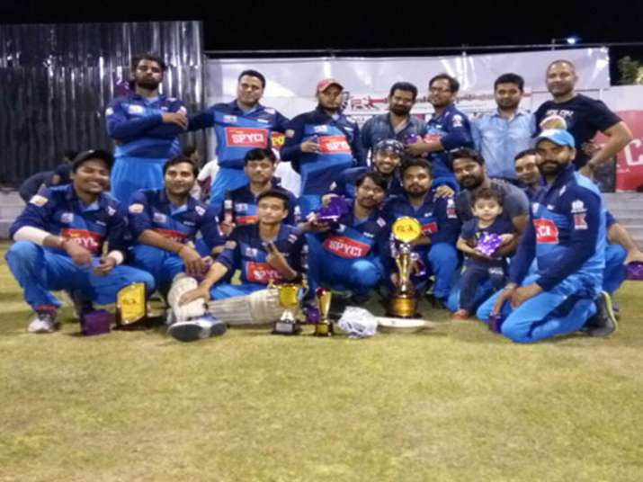 India TV crowned media cricket champion