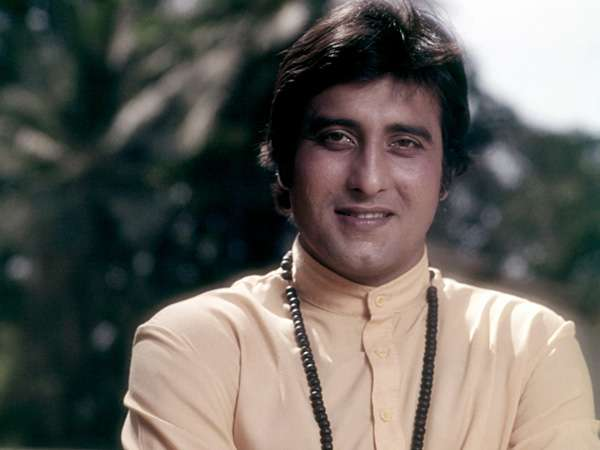 Vinod Khanna: Legendary actor who once opted for a life