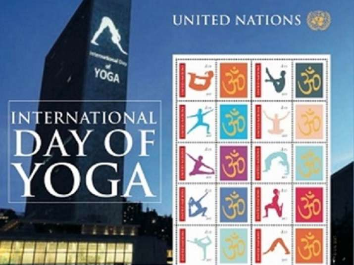 UN to issue 10 stamps of 'asanas' on International Yoga Day