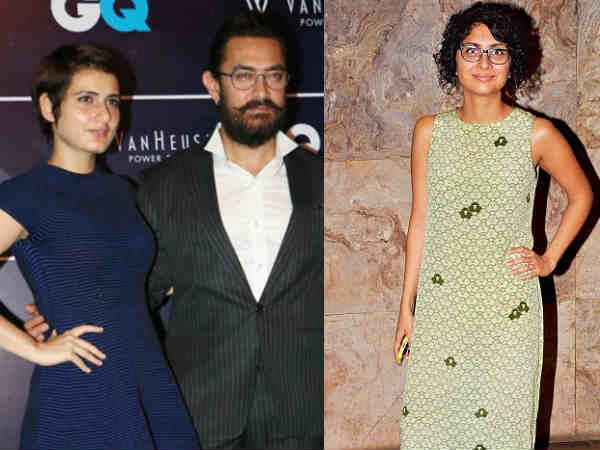 Here's what Kiran Rao said about Aamir Khan casting