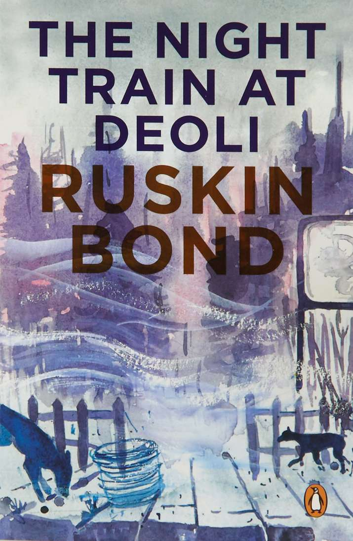 India Tv - the night train at deoli by ruskin bond
