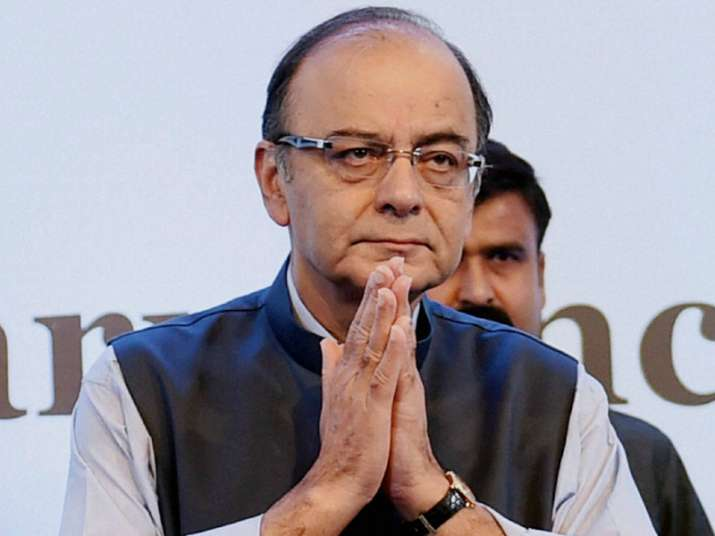 File pic of Finance Minister Arun Jaitley