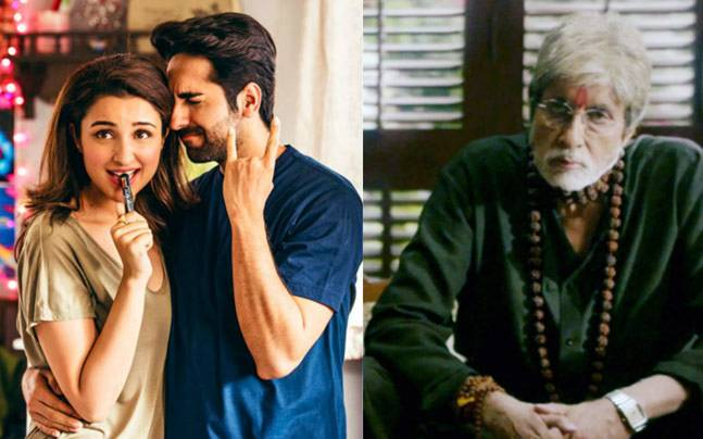 Sarkar 3 Vs Meri Pyaari Bindu: B-town celebs choose