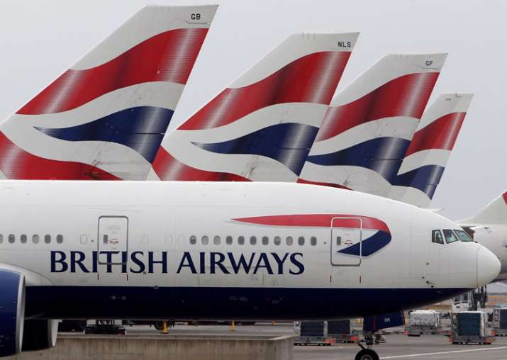 British Airways cancels all flights from London after IT