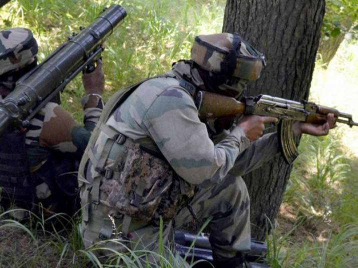 Representational pic - Pakistani intruder shot dead by BSF