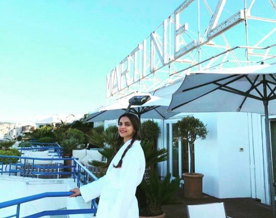India Tv - Deepika Padukone at Cannes