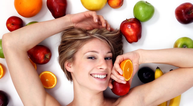 India Tv - fruits for skin and hair