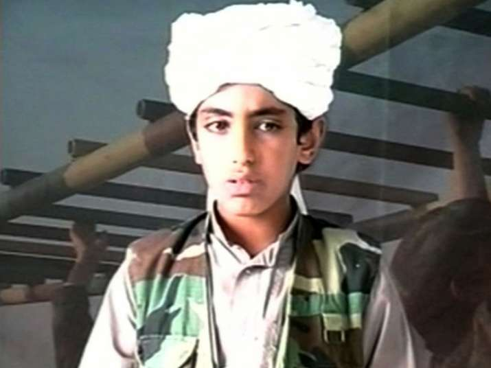 Osama's son Hamza 'bent on avenging his father's death':