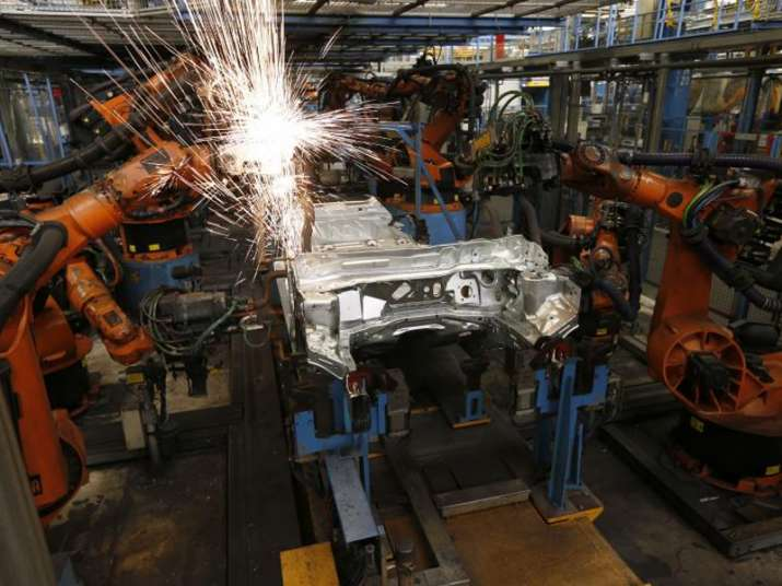 March industrial output growth cools to 2.7 pc on poor