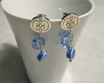 India Tv - two sided earrings