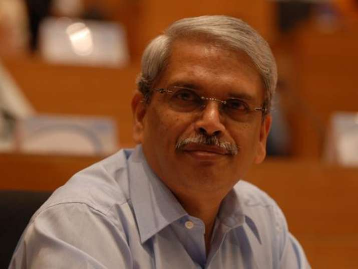 File pic of former Infosys CEO Gopalakrishnan
