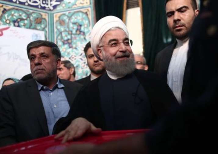 Hassan Rouhani wins second term as President: Iranian media