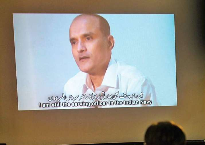 Kulbhushan Jadhav will be alive till he exhausts his mercy