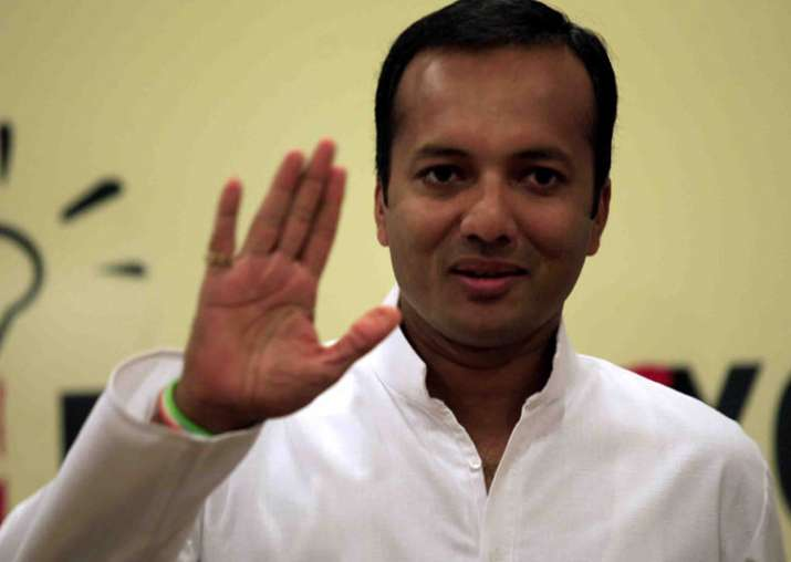 File pic of Naveen Jindal