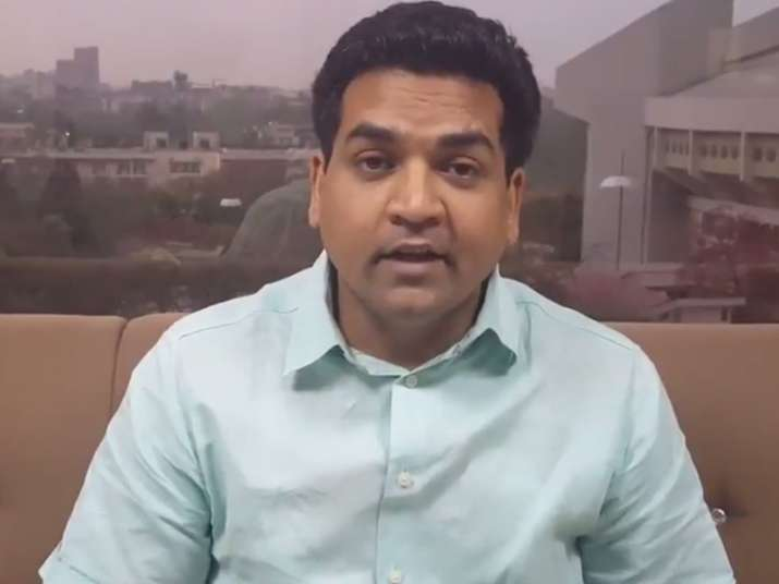 File pic of AAP leader Kapil Mishra