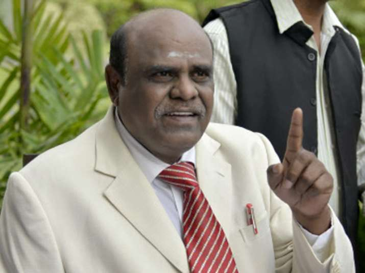 Supreme Court hands six-month jail time to Justice Karnan