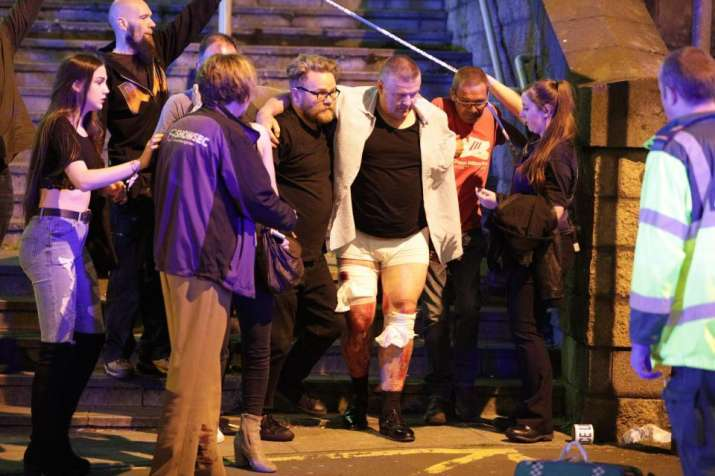 India Tv - 19 killed in terror attack at Ariana Grande concert in Manchester