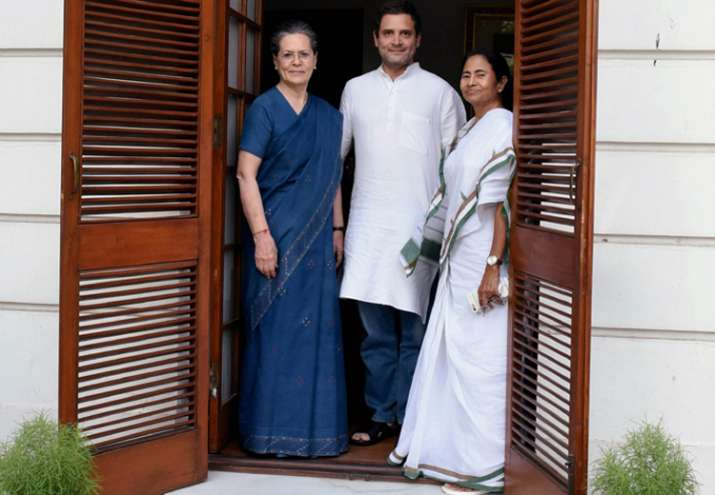 Mamata discusses joint candidate for presidential polls