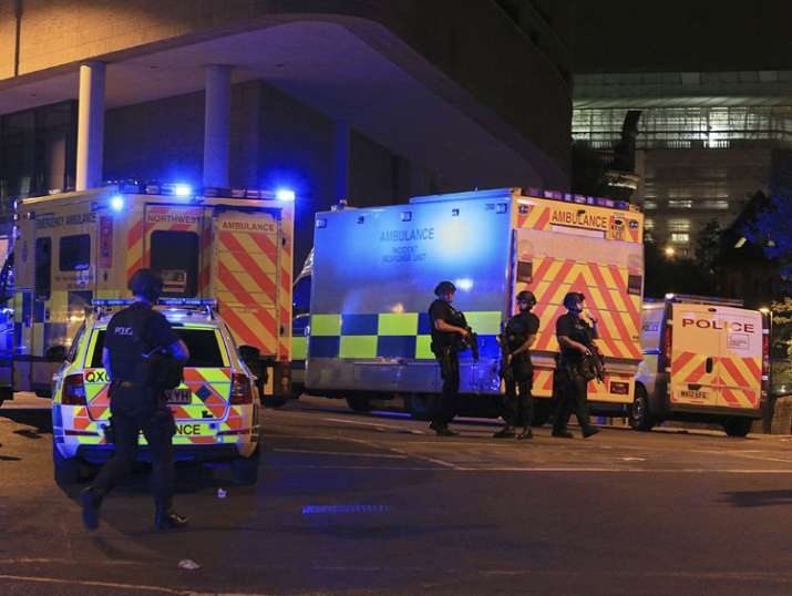 Islamic State claims responsibility for Manchester bombing