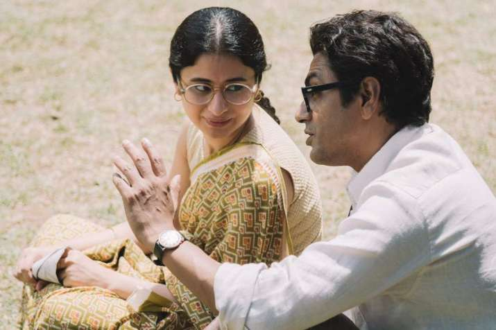 India Tv - Manto: First pic of Nawazuddin Siddiqui and Rasika Dugal will intrigue you