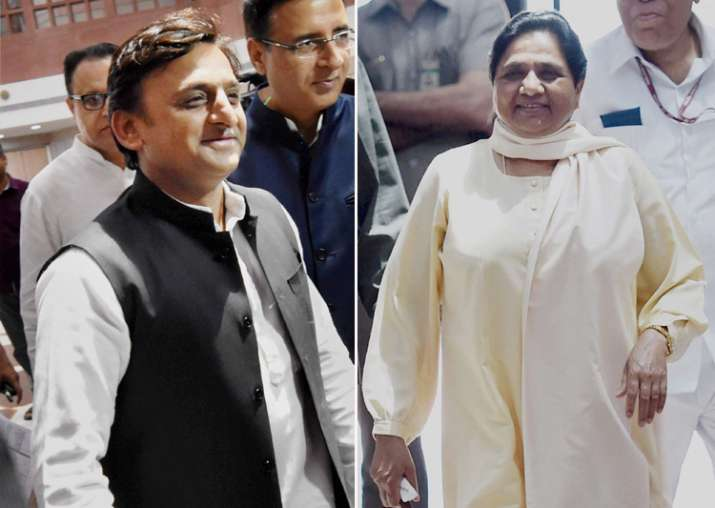 Akhilesh, Mayawati likely to hold joint rally in UP, a