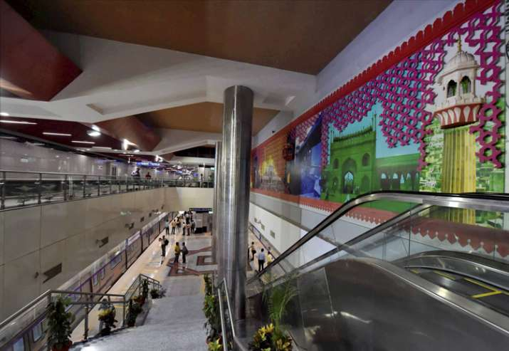 Delhi Metro's 'Heritage Line' set for launch today
