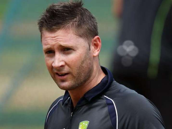 File pic of Michael Clarke