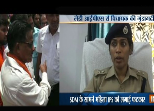 BJP MLA now, accuses police of allowing illegal Liquor